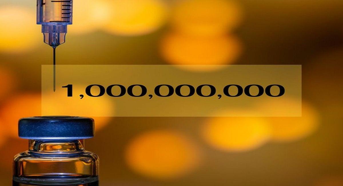 भारत ने रच दिया नया इतिहास, लगा दी गई कोरोना वैक्सीन की 100 करोड़वीं डोज, पीएम मोदी पहुंचे आरएमएल अस्पताल