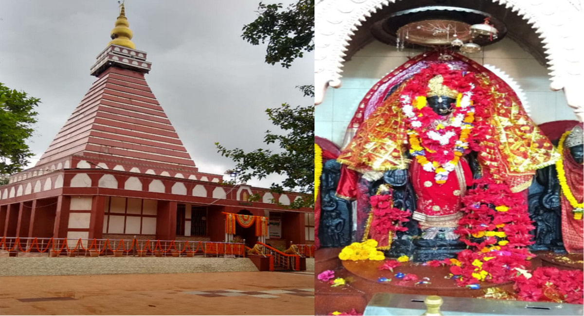Navratri 2021: चतरा के मां भद्रकाली मंदिर में बिहार समेत अन्य राज्यों के साधकों का होगा जुटान, तैयारी हुई पूरी