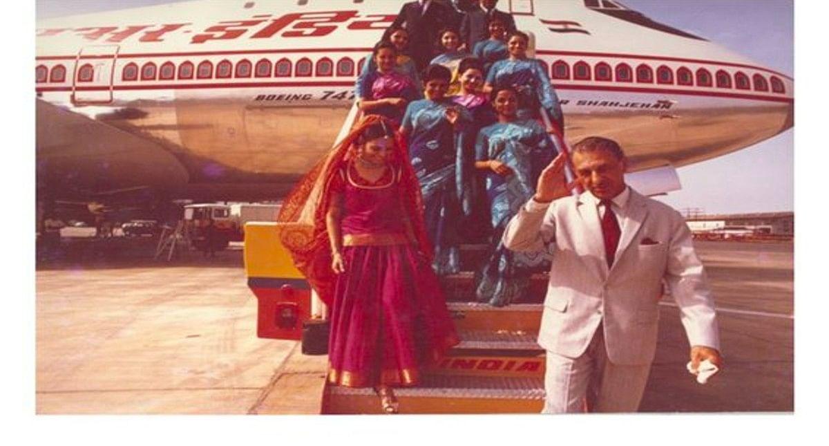 टाटा संस की हुई एयर इंडिया, रतन टाटा ने किया ट्वीट -Welcome back, Air India