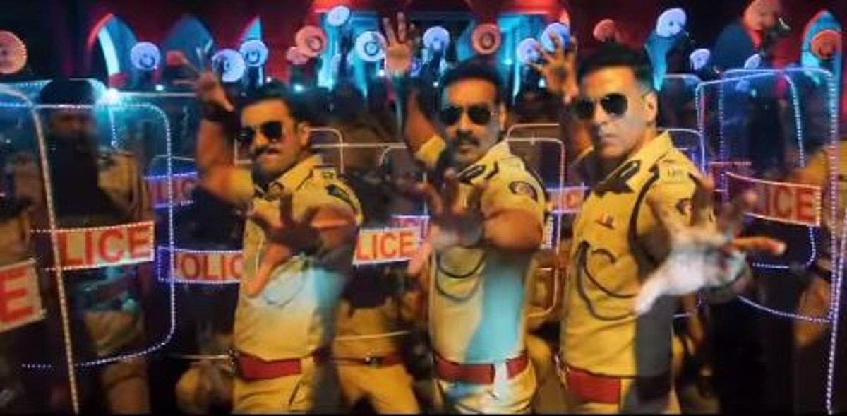 Sooryanvanshi Aila Re Aila Teaser: अक्षय कुमार की 'सूर्यवंशी' के पहले गाने का टीजर आउट, दिखा जबरदस्त जोश