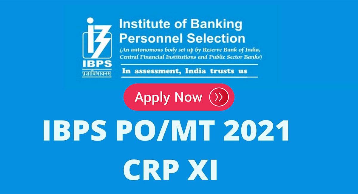 IBPS PO Recruitment 2021: बैंक ऑफिसर बनने का मिल रहा है मौका,4 हजार से ज्यादा रिक्त पदों के लिए ऐसे करें आवेदन