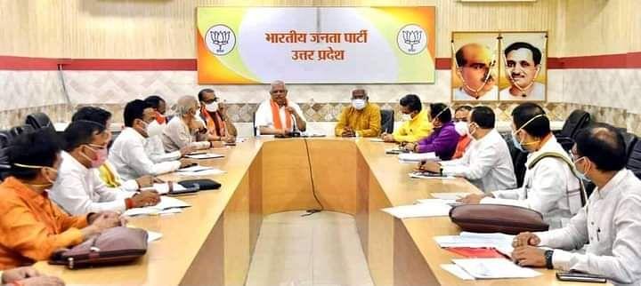योगी सरकार के आधा दर्जन मंत्रियों पर टिकट कटने का खतरा! एंटी इनकंबेंसी खत्म करने के लिए BJP ने बनाई ये रणनीति