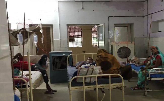 मध्य प्रदेश: ग्वालियर में खतरनाक हुआ डेंगू का आतंक, अस्पतालों में बेड की कमी, अब तक सामने आए 1165 मामले
