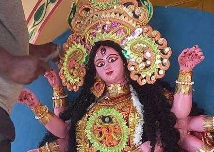 Durga Puja 2021 : 6 माह बाद भी दुर्गा पूजा मद में नहीं मिली राशि, धार्मिक अनुष्ठान करने में हो रही परेशानी