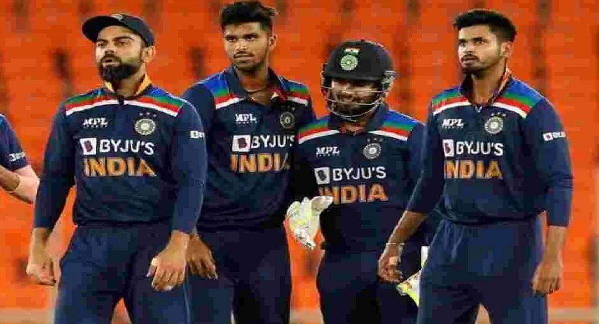 T20 World Cup: नये अवतार में नजर आयेगी टीम इंडिया, 13 अक्टूबर को लॉन्च होगी जर्सी