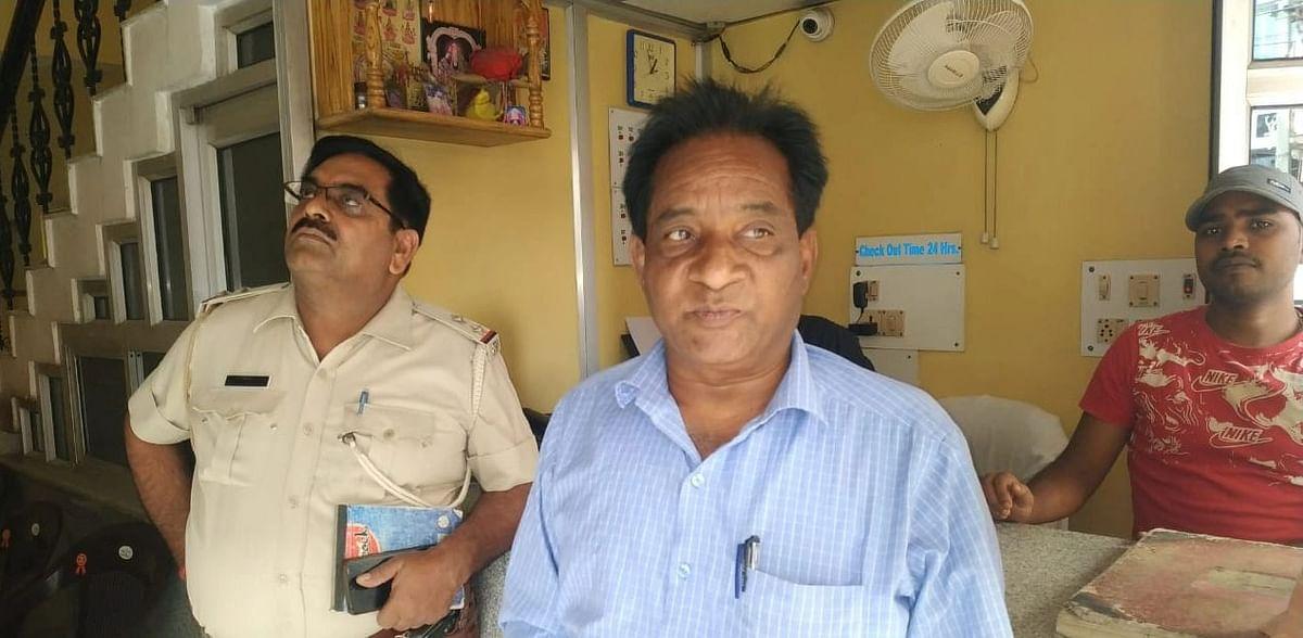 Jharkhand News : अपराधियों का दुस्साहस,  झारखंड में दिनदहाड़े रिटायर्ड पोस्टमास्टर से 5 लाख की छिनतई