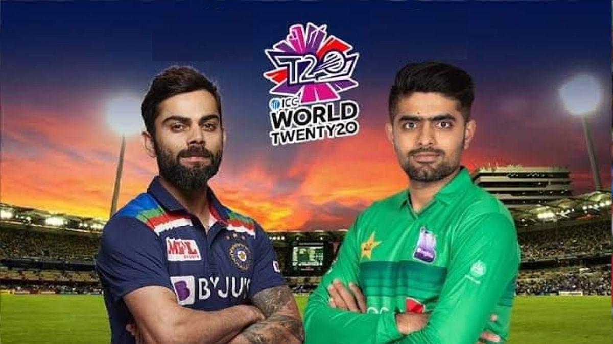 IND vs PAK: टी20 वर्ल्ड कप में भारत के इस रिकॉर्ड को देखकर डर जाएगा पाकिस्तान, बाबर पर कोहली सेना भारी