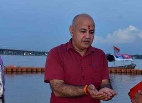 UP News: वाराणसी पहुंचे मनीष सिसोदिया का योगी सरकार पर हमला, कानून व्यवस्था को लेकर उठाया सवाल