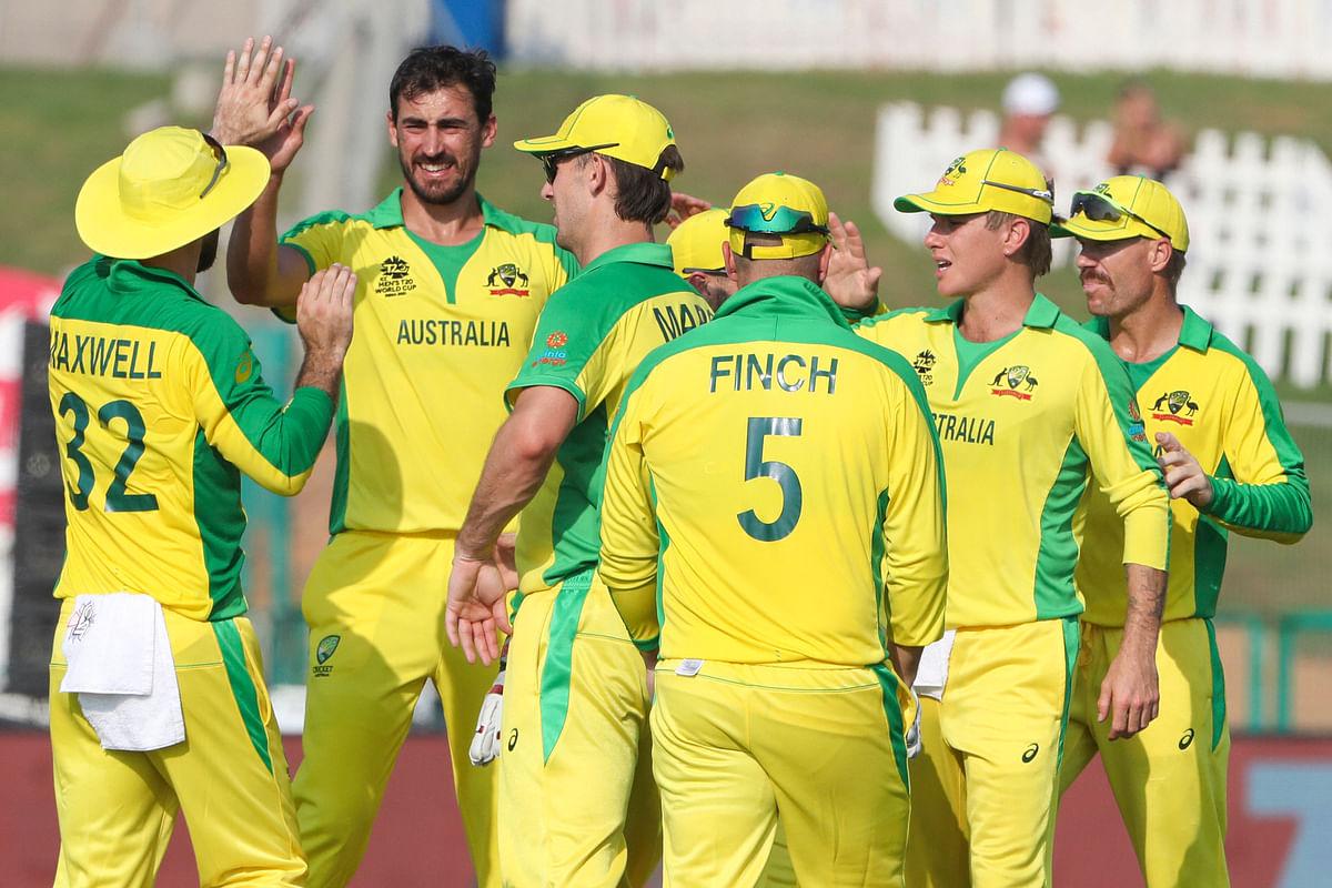 T20 World Cup 2021: ऑस्ट्रेलिया ने दक्षिण अफ्रीका को 5 विकेट से हराया, दर्ज की पहली जीत