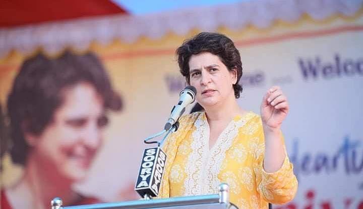 यूपी चुनाव 2022: PM Modi के संसदीय सीट वाराणसी से चुनावी शंखनाद करेंगी प्रियंका गांधी! 10 अक्टूबर को रैली