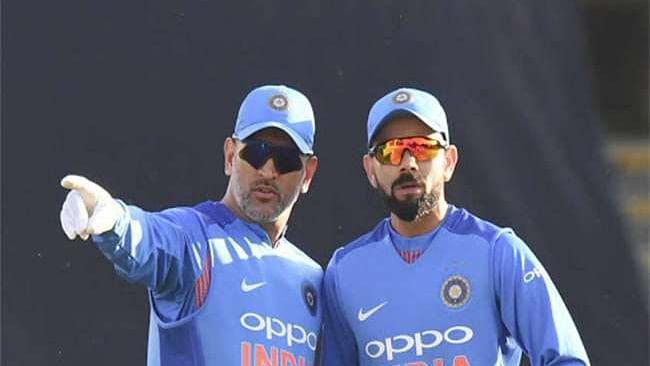 T20 World Cup: पाकिस्तान के साथ भिड़ंत से पहले छाया हिंदुस्तान, फिर भी कप्तान कोहली और धोनी परेशान