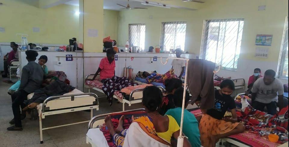 Jharkhand News : सदर अस्पताल के सभी बेड फुल, नये मरीजों को भर्ती करने में हो रही परेशानी, अब ये है व्यवस्था