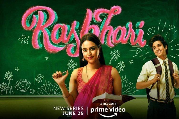 swara bhaskar rashbhari web series releases on amazon prime video ...