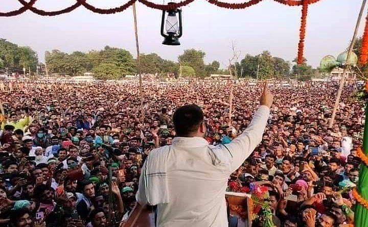 bihar election 2020 rjd tejashwi yadav said if every man arranges 10 votes  then after the 10 october he will give 10 lakh jobs | Bihar Election 2020:  हर आदमी करे 10