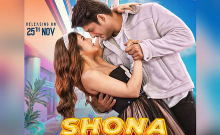 sidharth shukla shehnaaz gill new song shona shona release sung by neha  kakkar video viral on social media bigg boss fame sana bold photoshoot bud    Shona Shona Song: सिद्धार्थ शुक्ला शहनाज