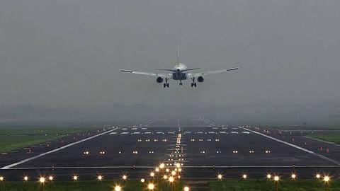 darbhanga airport flights schedule of darbhanga to kolkata and pune flight  from bihar news time table and fare of flight from darbhanga news today skt    दरभंगा से कोलकाता व पुणे सहित