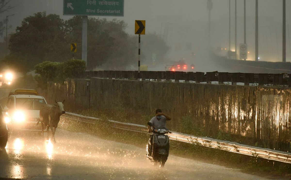 weather forecast today live updates 1 june delhi rain earthquake bihar up  mp jharkhand bengal other state rain thunder and lightning monsoon 2021 aaj  ka mausam barish amh   Weather Forecast :