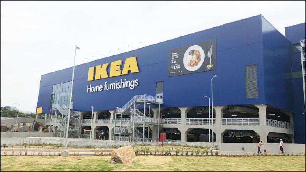 IKEA store in Hyderabad