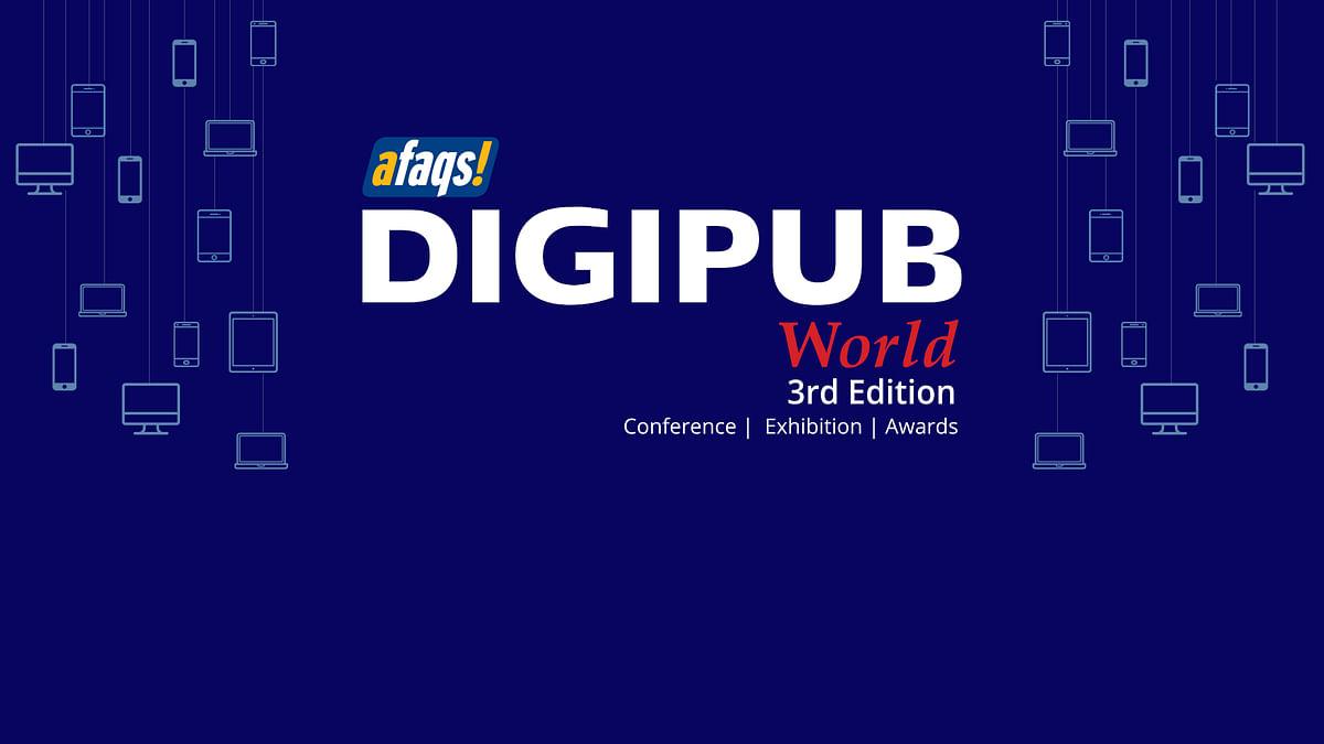 Third edition of Digipub World begins tomorrow