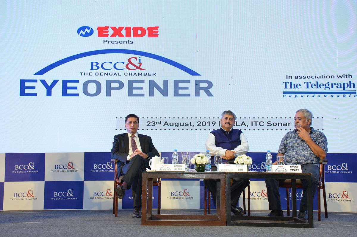 10th Edition of the Marketing and Brand Conclave-EYEOPENER held at the ITC Sonar