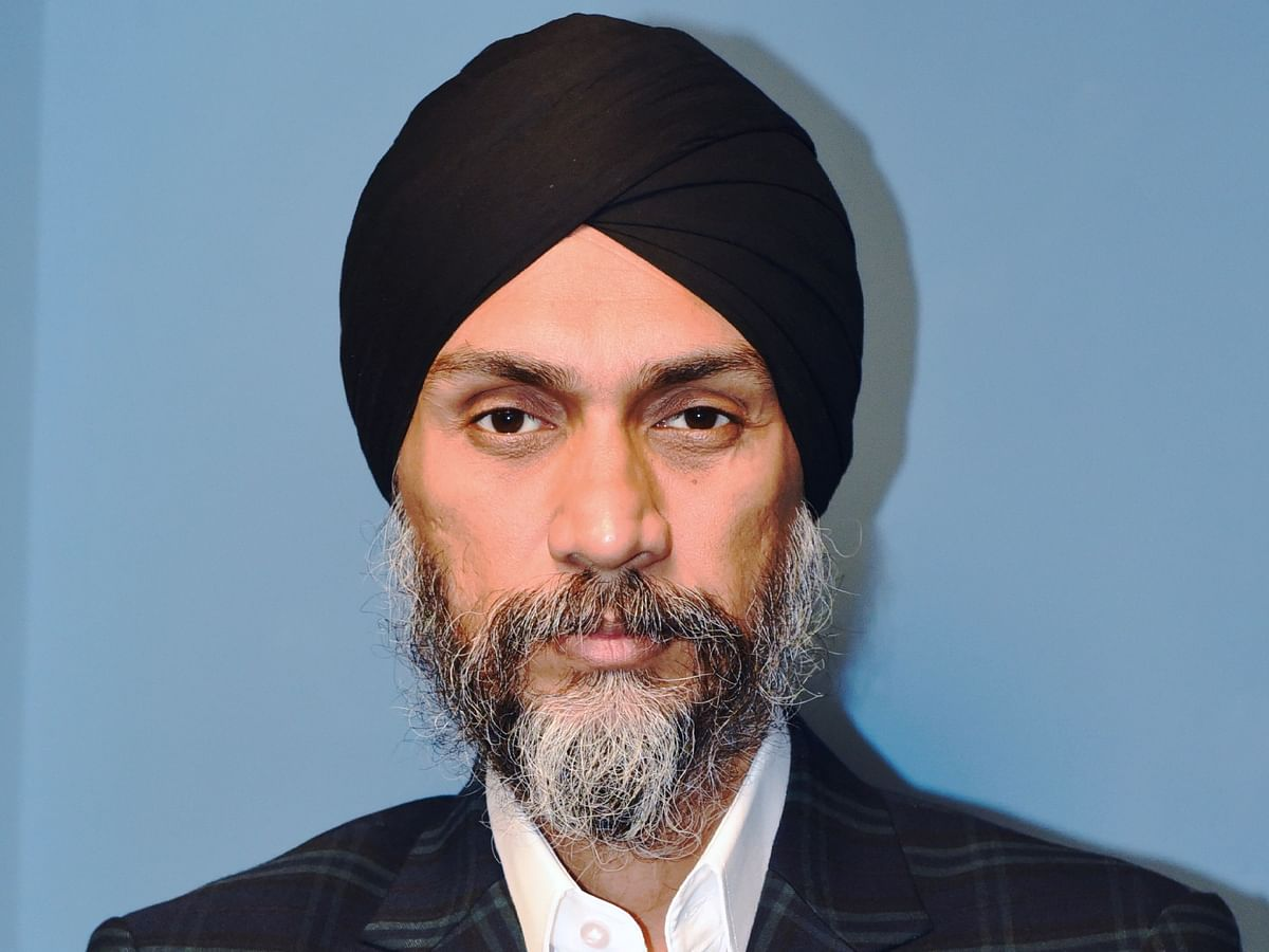 Satbir Singh, founder and chief creative officer, Thinkstr.