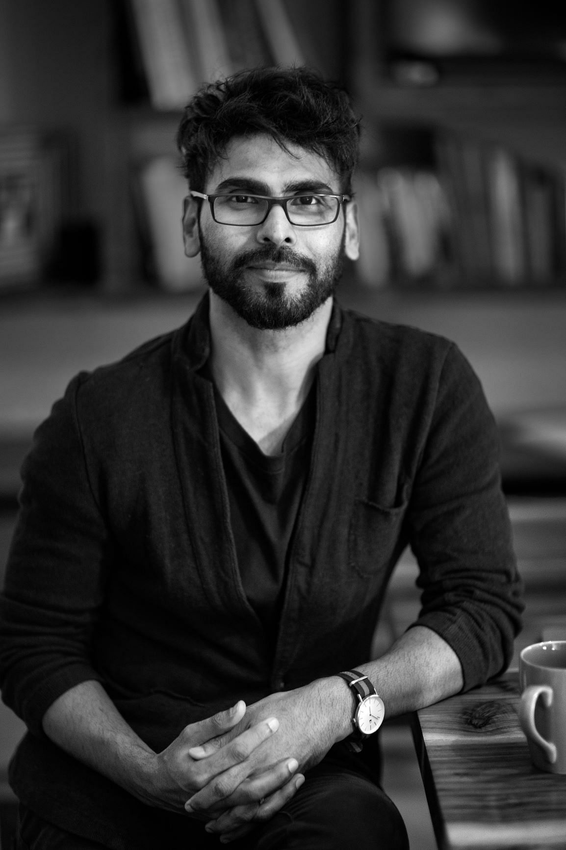 Titus Upputuru, Creative Head, Taproot Dentsu, Gurgaon