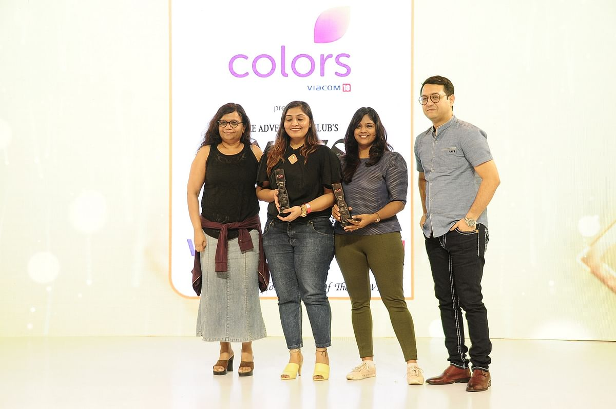 MediaCom India won the Grand EMVIE for P&G's Share The Load campaign
