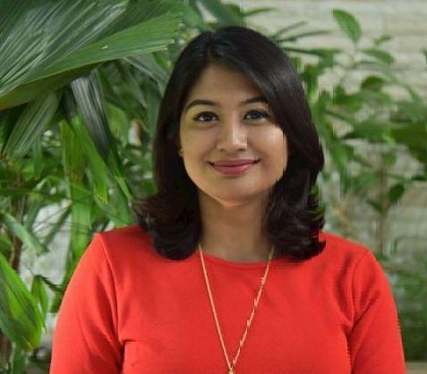Antara Kundu, marketing head, The Body Shop Asia – South.