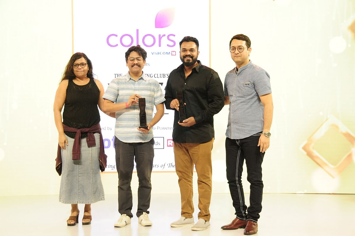 WATConsult won a Grand EMVIE For Racold's Mind Your Language