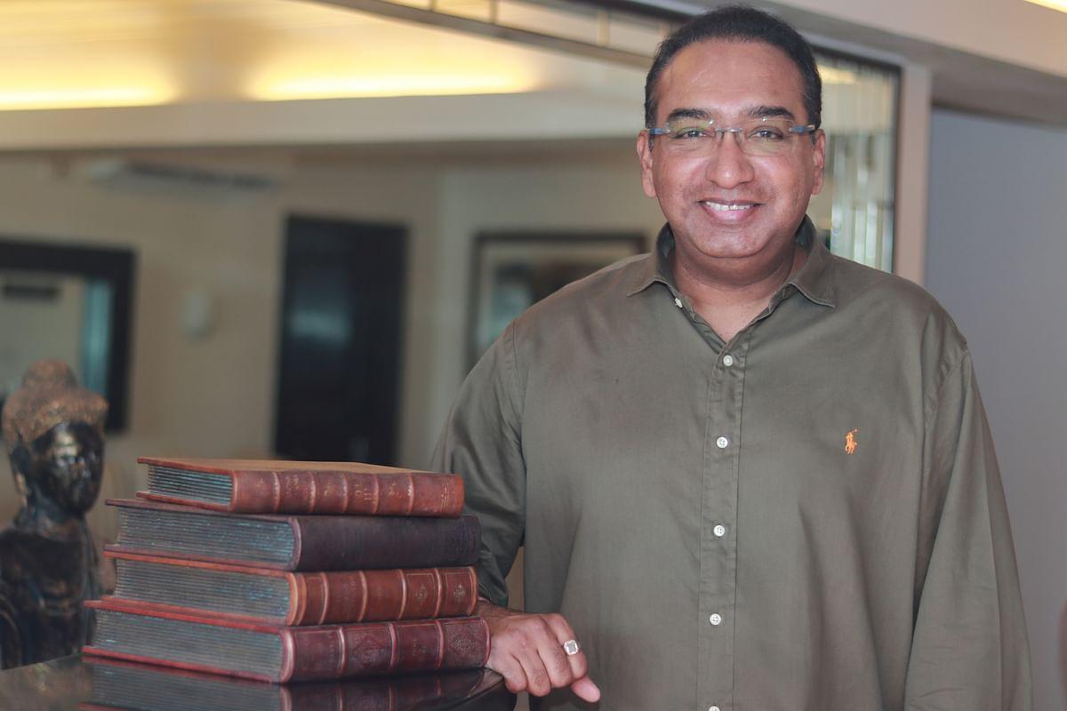 Sameer Nair - The Storyteller
