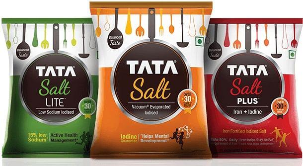Tata Salt Brands
