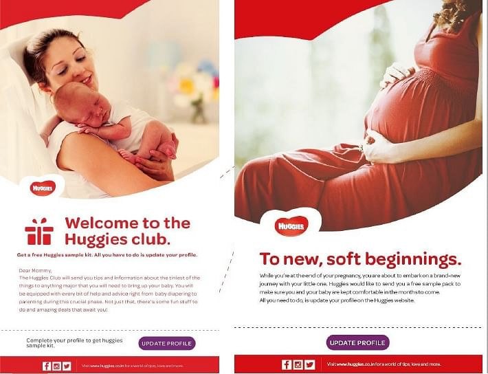 How Huggies drove 50k+ trials for to-be and new mums – FCB Interface.