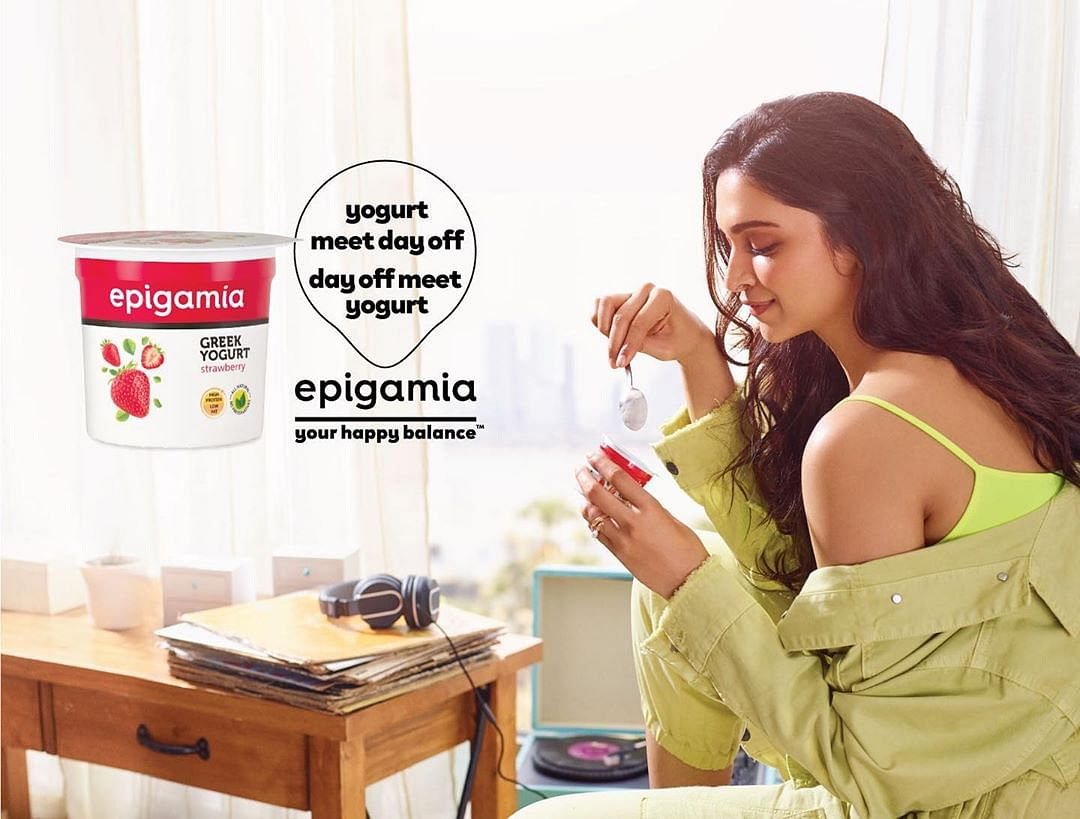 Deepika Padukone is part owner of Epigamia