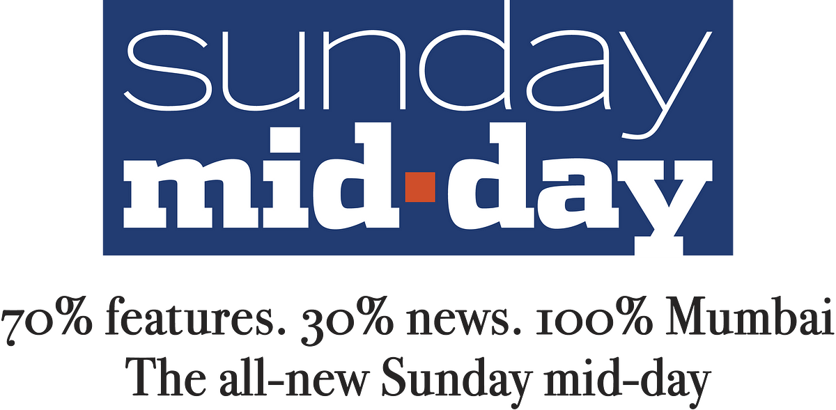 Sunday mid-day's new recipe: 70% Features, 30% News, 100% Mumbai