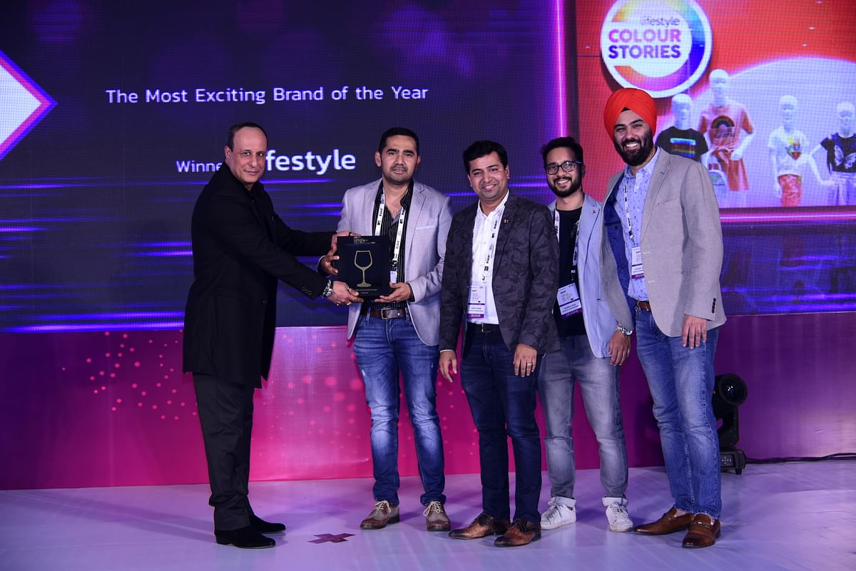 Lifestyle is Most Exciting Brand Of The Year