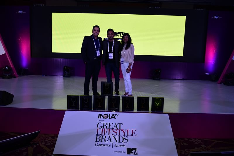 40 metals won at the 1st edition of Great Lifestyle Brands awards