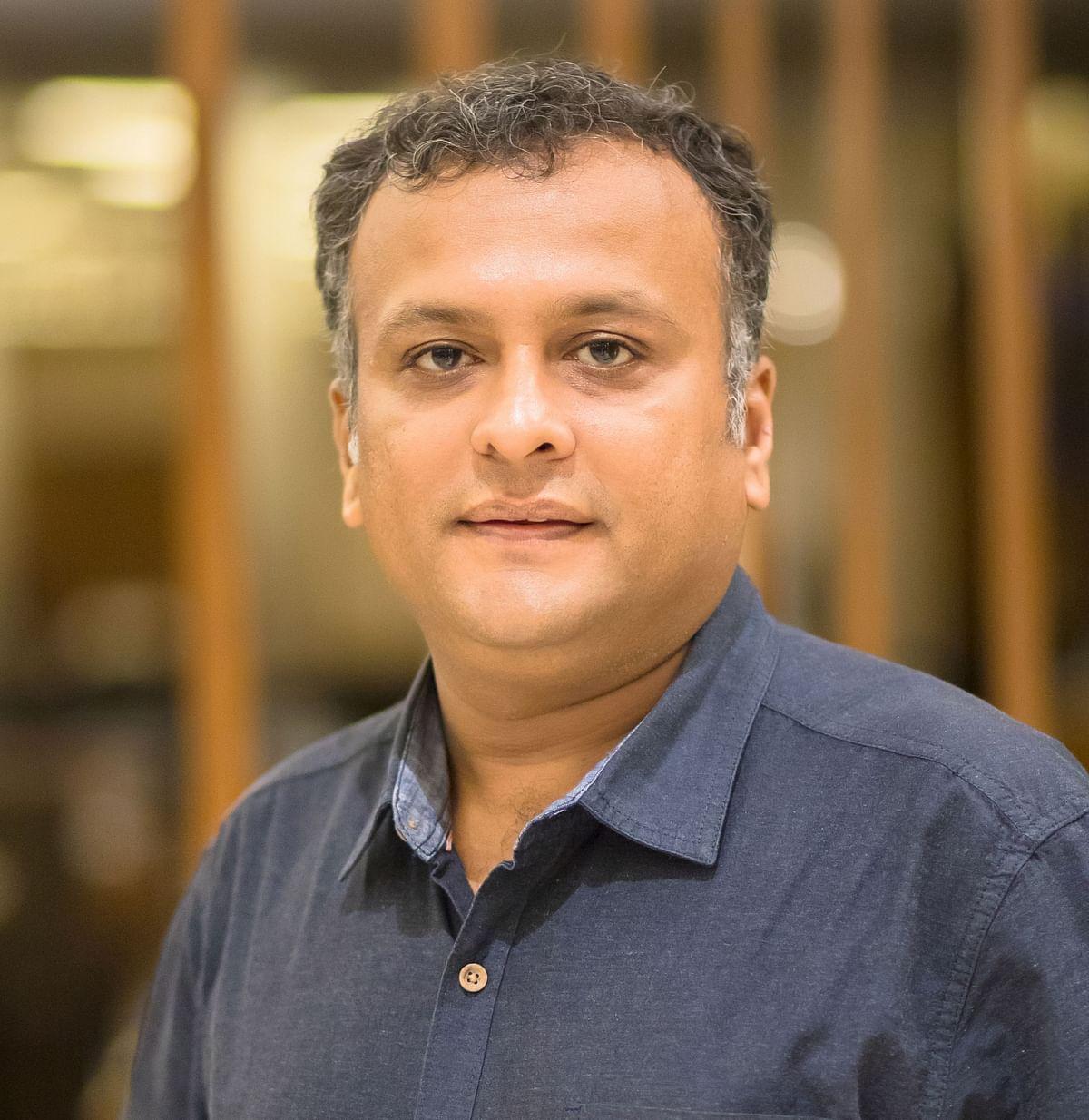 Jay Sachdev, Manager, Marketing, Balaji Wafers.