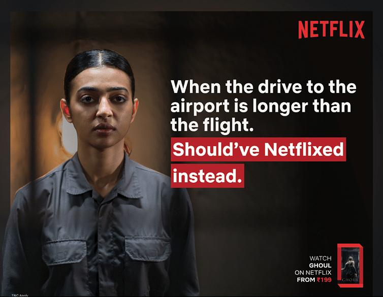 Source: Netflix India