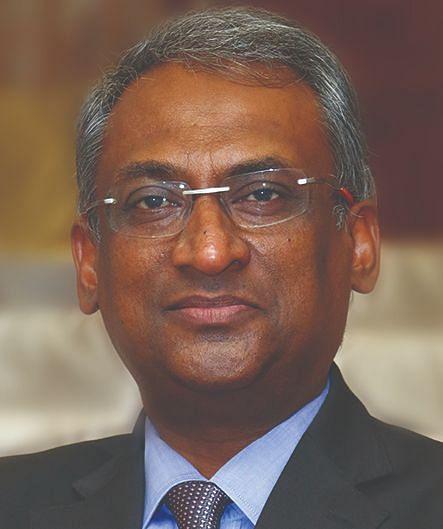 N Chandramouli