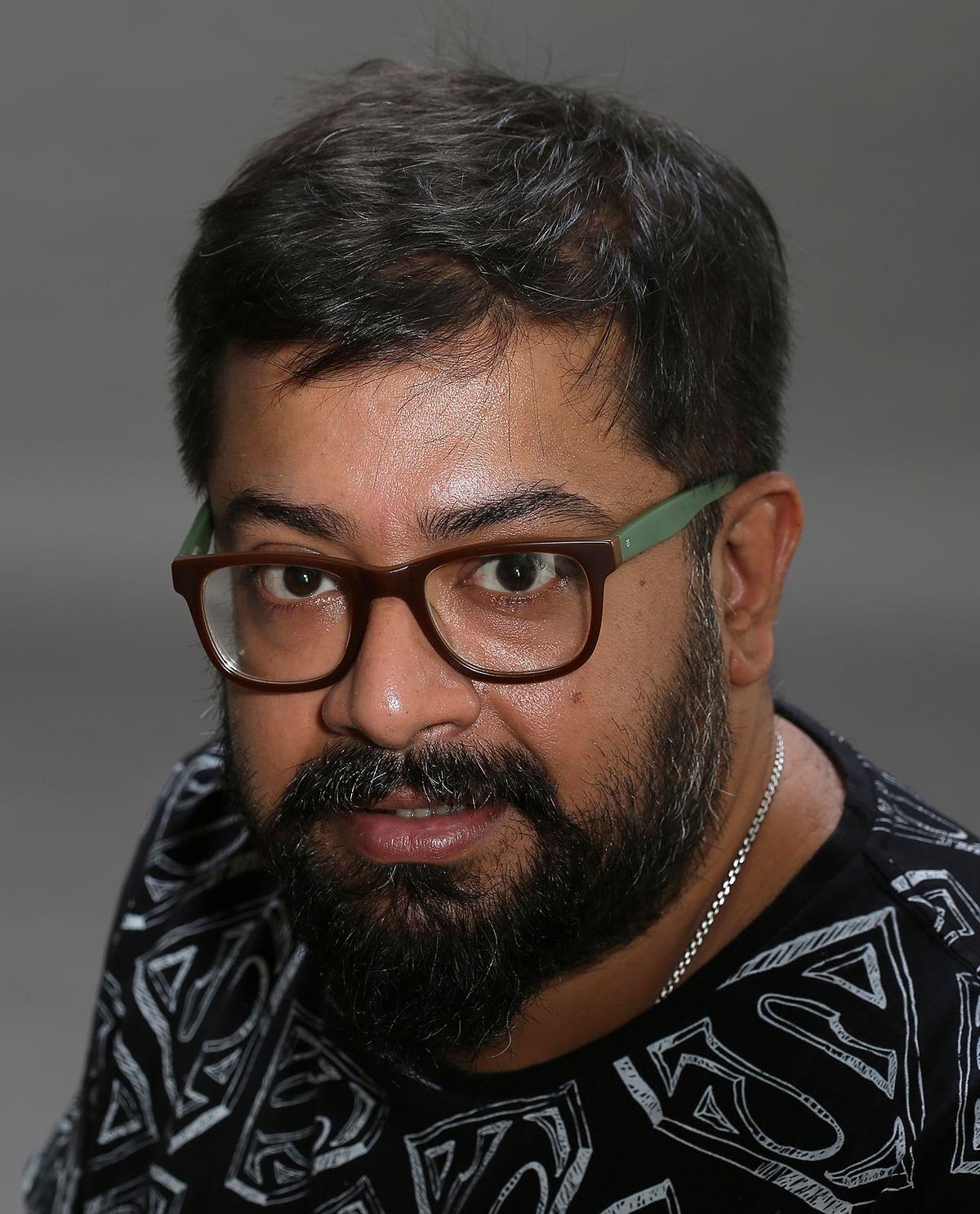 Sujoy Roy, ECD and managing partner, Ogilvy