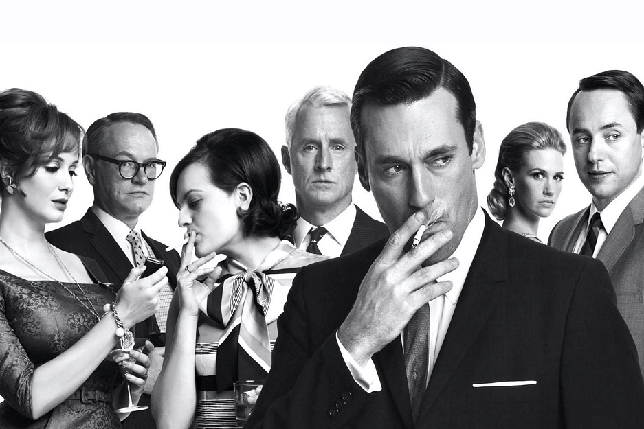 Image courtesy : Mad Men by Lionsgate Television