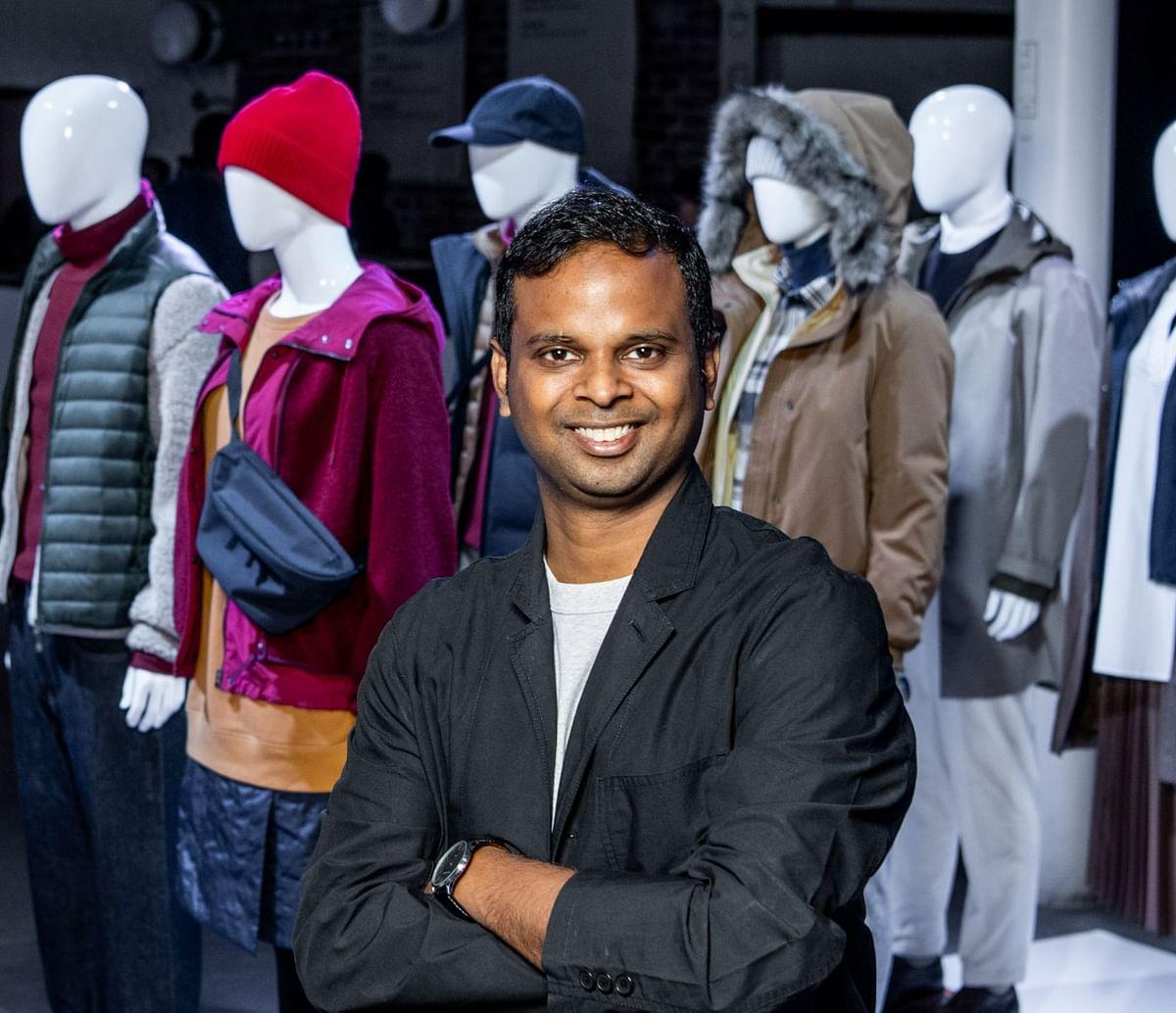 Shantanu, head of marketing, Uniqlo