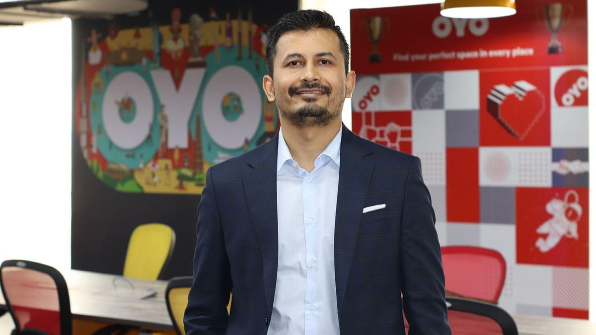 Gaurav Ajmera, COO, OYO Hotels & Homes – India
