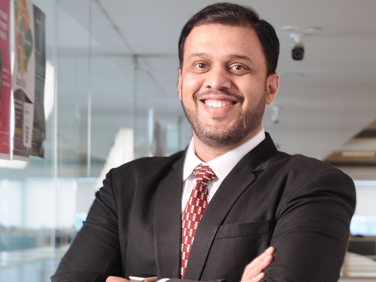DAN's Sidharth Rao is now chairman - Happy mcgarrybowen and Dentsu Webchutney