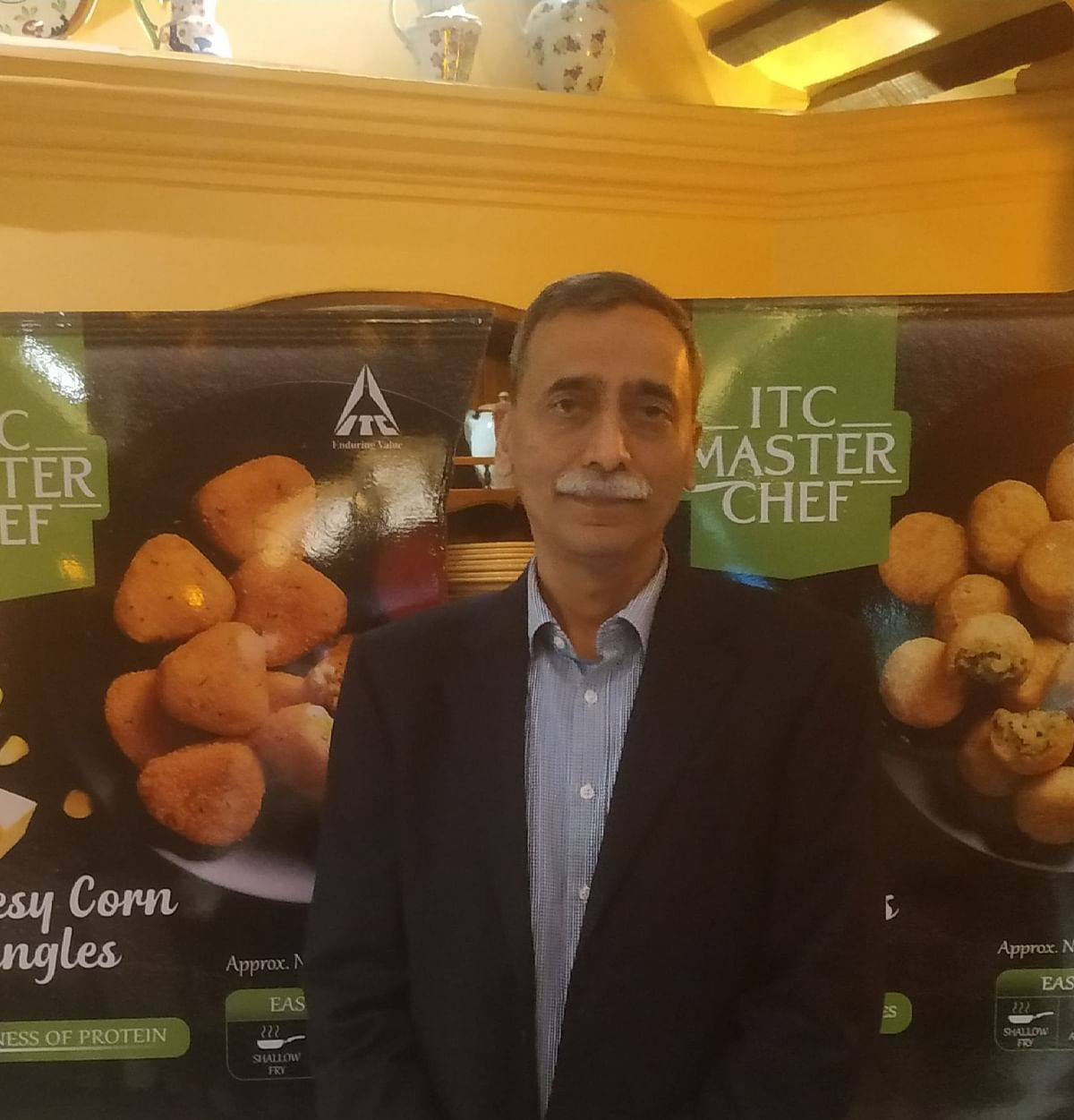 Sachid Madan, chief executive - Frozen Snacks, Fruits and Vegetables, ITC Limited