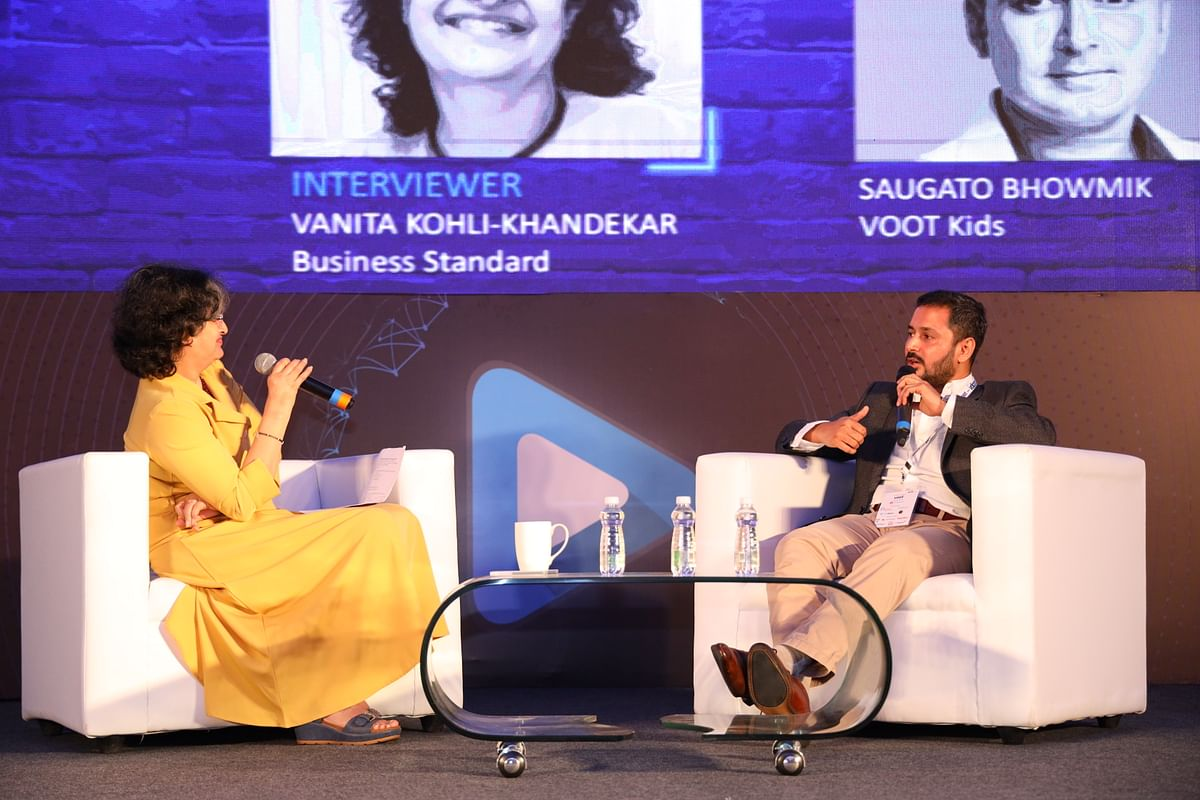 """""""We want to be an ally to parents"""":  voot kids' Saugato Bhowmik"""