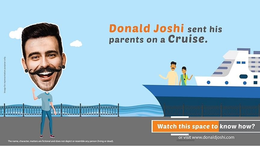 Who the hell is Donald Joshi?