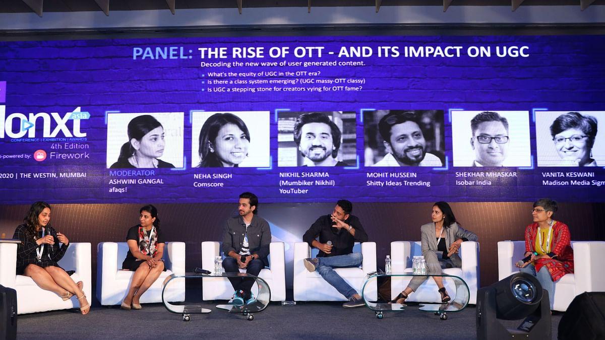 (L-R) Ashwini Gangal, Neha Singh, Nikhil Sharma, Mohit Hussein, Chhavi Mittal, Vanita Keswani