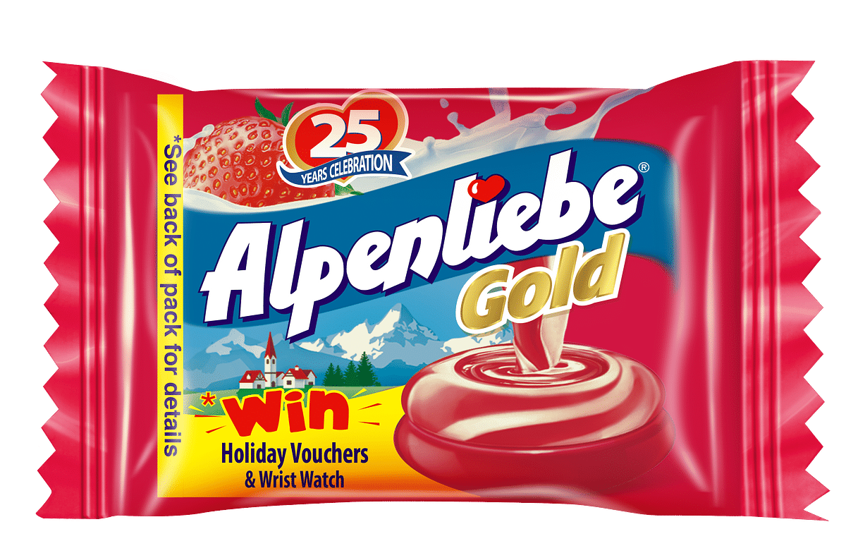 As Alpenliebe completes 25 years in India, let the celebrations begin