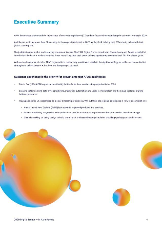 Adobe's Digital Report: A quick glance
